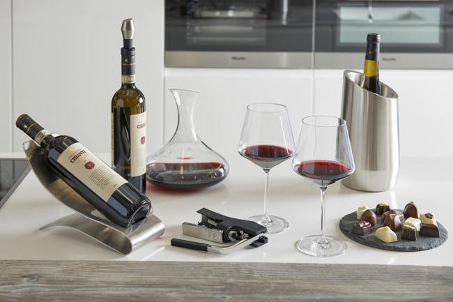 Refroidisseur à vin à double paroi