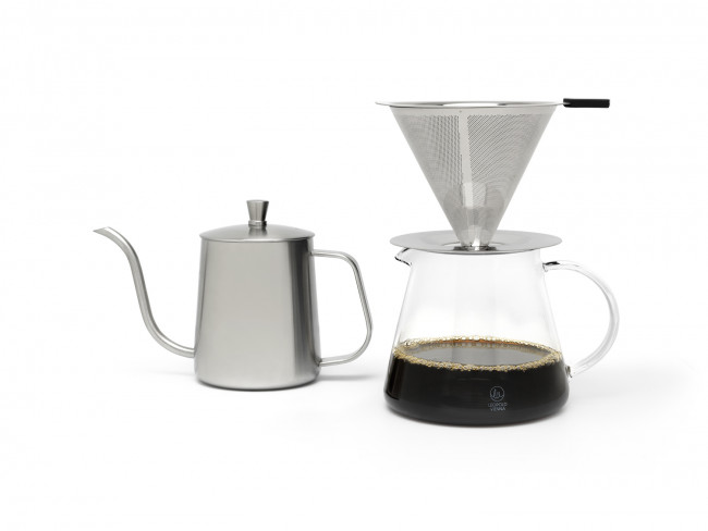 Ensemble cadeau slow coffee