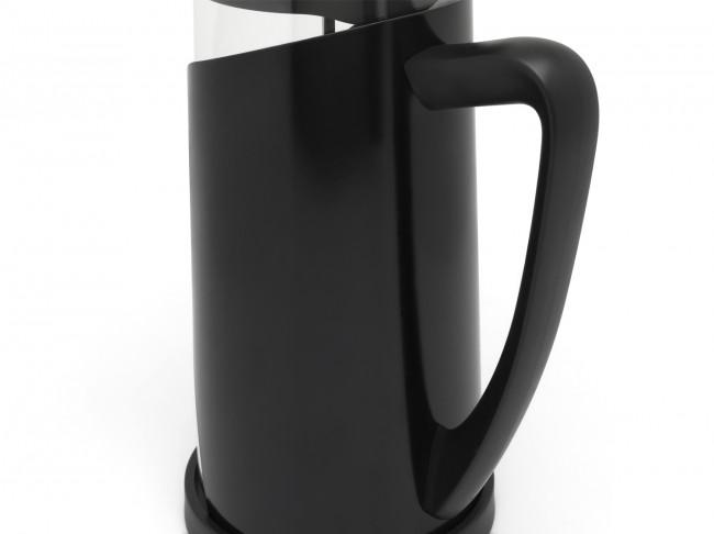 Cafétière & théière Carona 1,0L noir