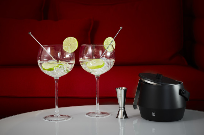 Set Gin Tonic 5 pièces