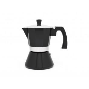 Caf. italienne à Espresso Tivoli noir