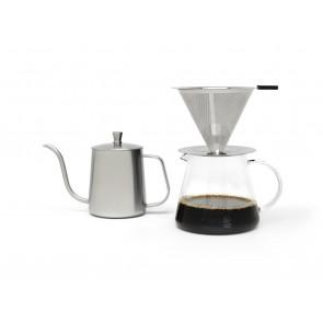Ensemble cadeau slow coffee