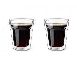 Verre double paroi Espresso 200ml s/2
